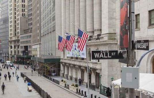 Ditopang Saham Teknologi Wall Street Menguat